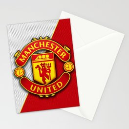 Manchester United Stationery Cards
