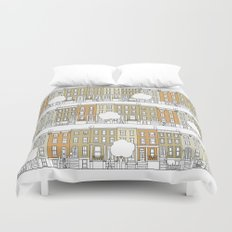 Brooklyn (color) Duvet Cover