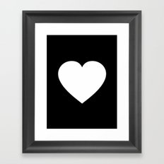 Groove Is In The Heart I Framed Art Print