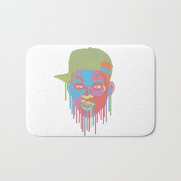 Will Smith Drip Bath Mat