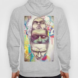 MASK-MAN-ART Hoody