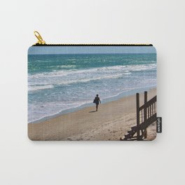 Beach Time Tranquility Carry-All Pouch