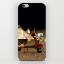 Little Cars, Big Planet (Let's Ride) iPhone Skin