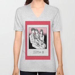 shaw taylor camila friends award show celebrities photo picture Unisex V-Neck