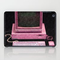 gaming iPad Cases featuring Retro Gaming by Cullen Rawlins
