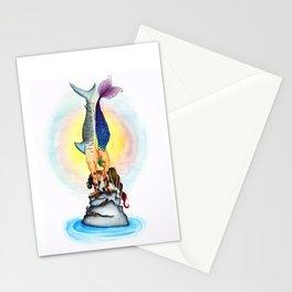 Yogi Kiss Stationery Cards
