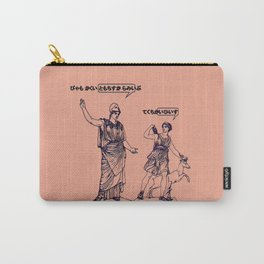 GODDESS STATUS 2.0 Carry-All Pouch