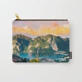 Phi Phi, Thailand #society6 #decor #buyart Carry-All Pouch