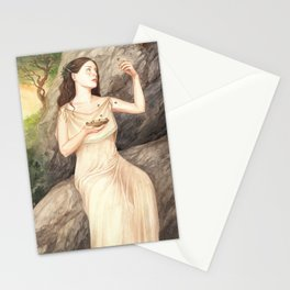 Melissa ~ A Compendium Of Witches Stationery Cards