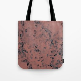 Stone coral - light Tote Bag