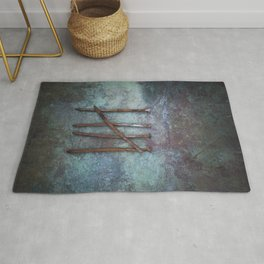Five Nails Rug