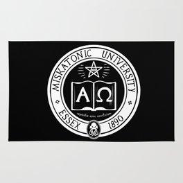 Miskatonic University in Black Rug