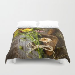 Garden Scoop Duvet Cover