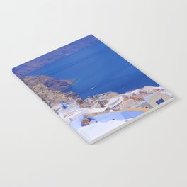 Fira, Santorini Notebook