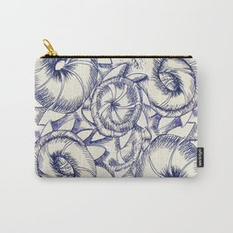 FIVE TWIRLS Carry-All Pouch