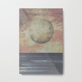 Restless moonchild Metal Print