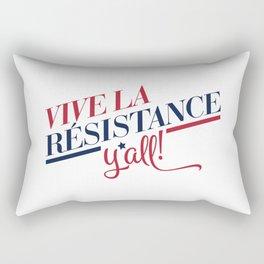Vive La Résistance, y'all! Rectangular Pillow