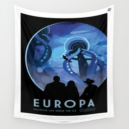 Europa Wall Tapestry