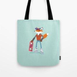 Twenty-First Century Fox Tote Bag