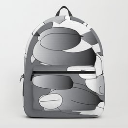 Modern Graphic 11 Backpack