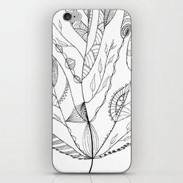 Amazing Leaves iPhone Skin