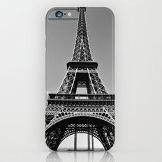 Tower Eiffel En Noir iPhone 6s Slim Case
