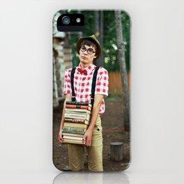 wonk? iPhone Case