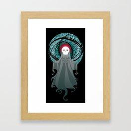 White Dwarf Framed Art Print