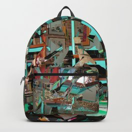 Staircase 04 Backpack