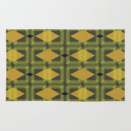 The Goldfinch - Pattern 1 Rug