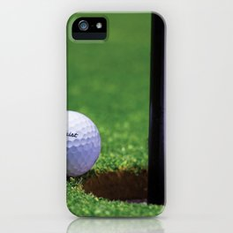 Golf Ball iPhone Case