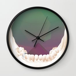 Gift For Ghost Wall Clock