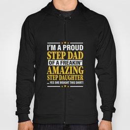 Funny Bonus Dad Shirt Väter Tag Hoody