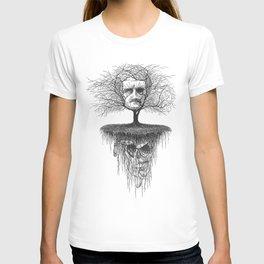 Edgar Allan Poe, Poe Tree T-shirt