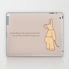 Smart As Laptop & iPad Skin
