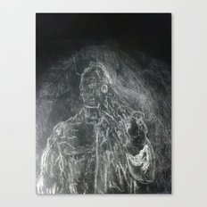 The Subtle Creep Canvas Print