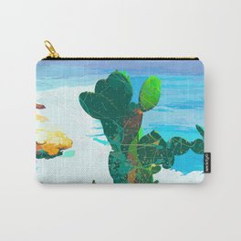 Above the ocean Carry-All Pouch