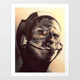 Armstrong Art Print