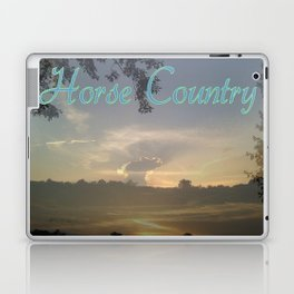"""Horse Country"" Laptop & iPad Skin"