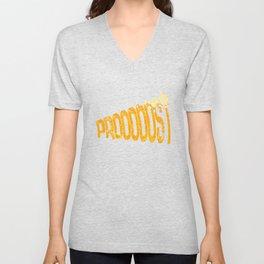 Prost Beer Shirt Unisex V-Neck