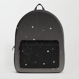 Keep On Shining - Starry Sky Backpack