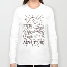 Time For Adventure Long Sleeve T-shirt
