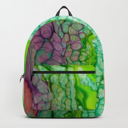 Histology of Abstract Backpack