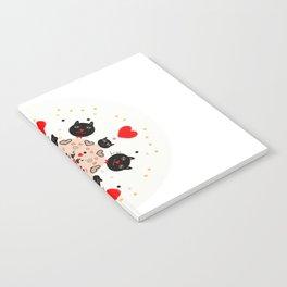 Cat Mandala 1 Notebook