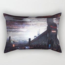 Kolvin City Rectangular Pillow