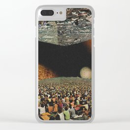 Alternate Reality Clear iPhone Case