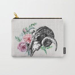 Nature skull Carry-All Pouch