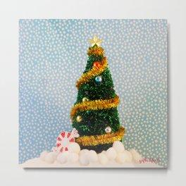 Oh Christmas tree! Metal Print