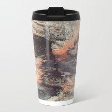 Pulp Metal Travel Mug