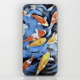 Nihon Koi iPhone Skin